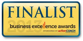 Business Excellence Award Finalist